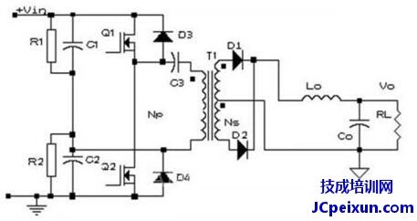 半桥电路工作原理及应该注意的几点问题